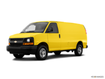 2015 Express Cargo Van Paratransit
