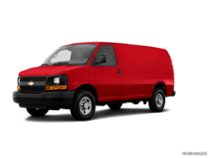 2015 Express Cargo Van 2500 Extended Wheelbase Rear-Wheel Drive