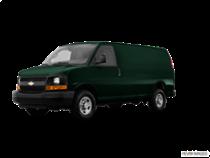 2015 Express Cargo Van Diesel