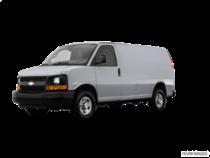 2015 Express Cargo Van Upfitter