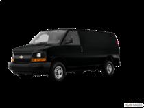 2015 Express Cargo Van 2500 Regular Wheelbase Rear-Wheel Drive