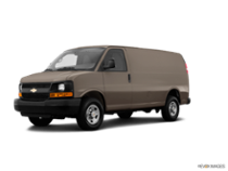 2015 Express Cargo Van 3500 Regular Wheelbase Rear-Wheel Drive