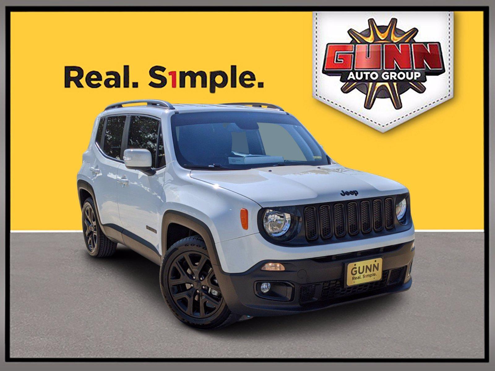 2018 Jeep Renegade Vehicle Photo in SELMA, TX 78154-1459