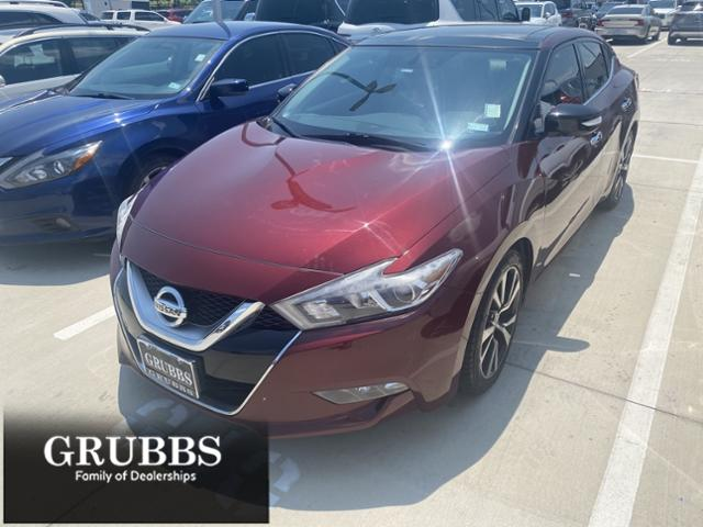 2016 Nissan Maxima Vehicle Photo in Grapevine, TX 76051