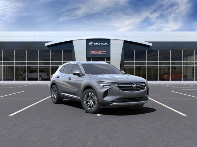 2021 Buick Envision Vehicle Photo in Crossville, TN 38555