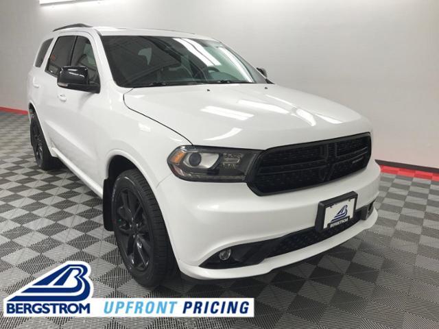 2017 Dodge Durango Vehicle Photo in Appleton, WI 54913
