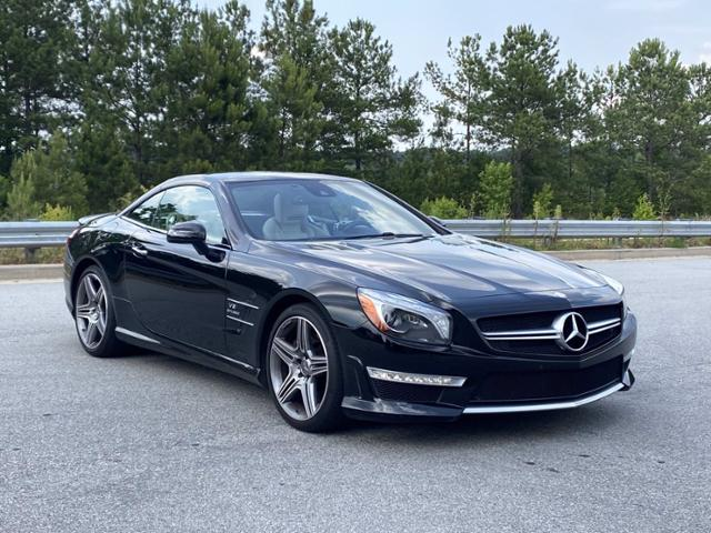 2014 Mercedes-Benz SL-Class Vehicle Photo in TALLAHASSEE, FL 32308