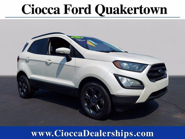 2018 Ford EcoSport Vehicle Photo in Quakertown, PA 18951