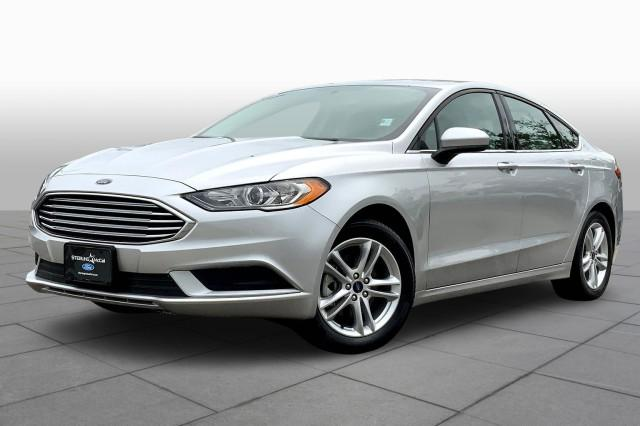 2018 Ford Fusion Vehicle Photo in Houston, TX 77074