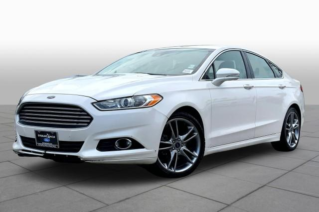 2013 Ford Fusion Vehicle Photo in Houston, TX 77074