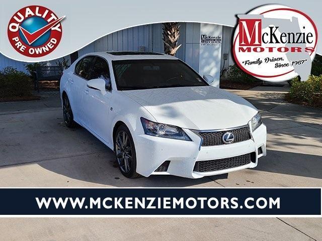 2014 Lexus GS 350 Vehicle Photo in Milton, FL 32570