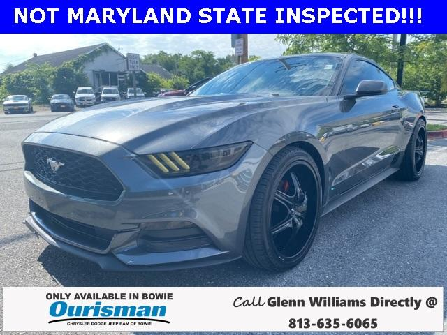 2017 Ford Mustang Vehicle Photo in Bowie, MD 20716