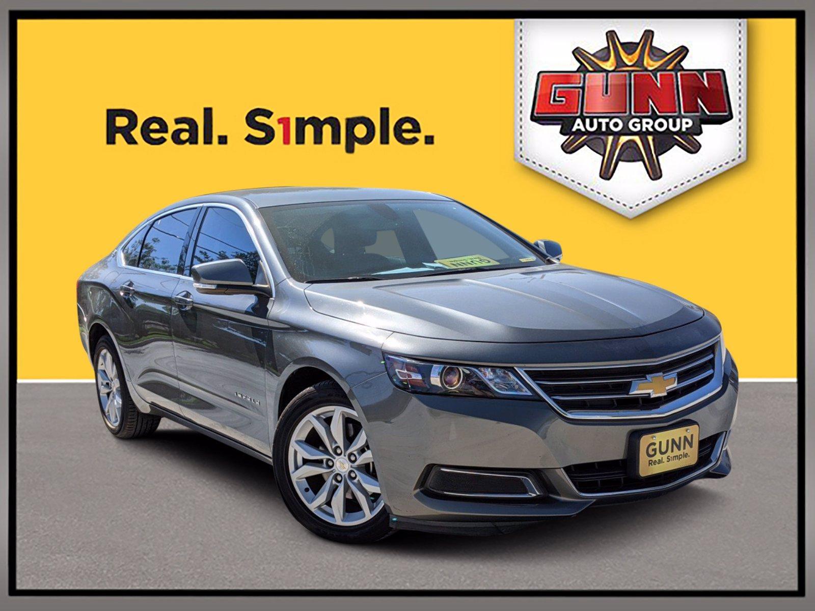 2016 Chevrolet Impala Vehicle Photo in Selma, TX 78154