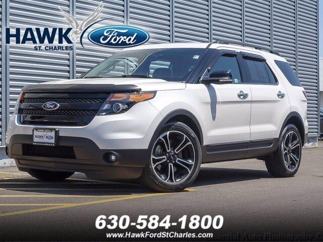 2013 Ford Explorer Vehicle Photo in Plainfield, IL 60586