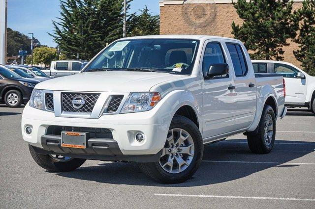 2020 Nissan Frontier Vehicle Photo in Colma, CA 94014