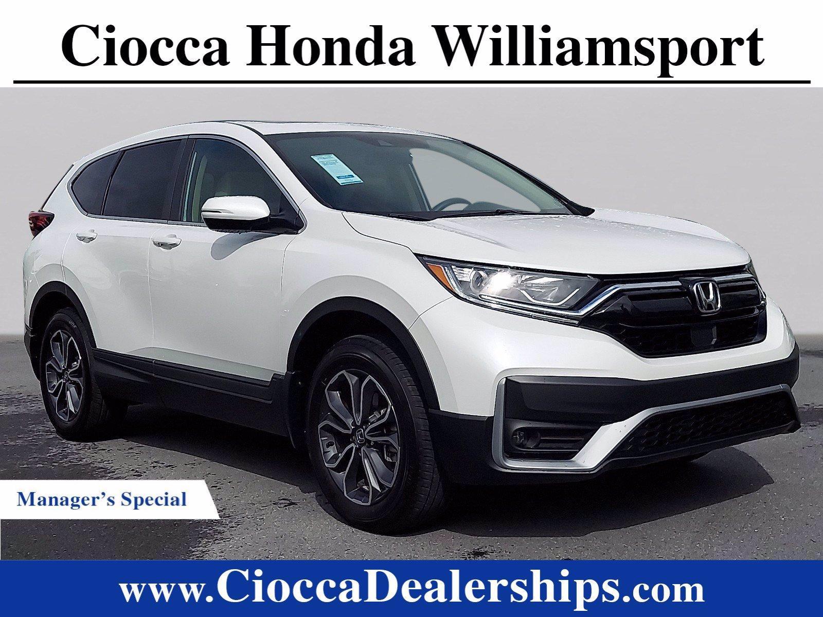 2020 Honda CR-V Vehicle Photo in Muncy, PA 17756