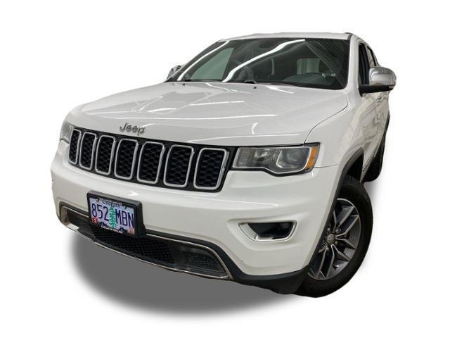 2017 Jeep Grand Cherokee Vehicle Photo in PORTLAND, OR 97225-3518