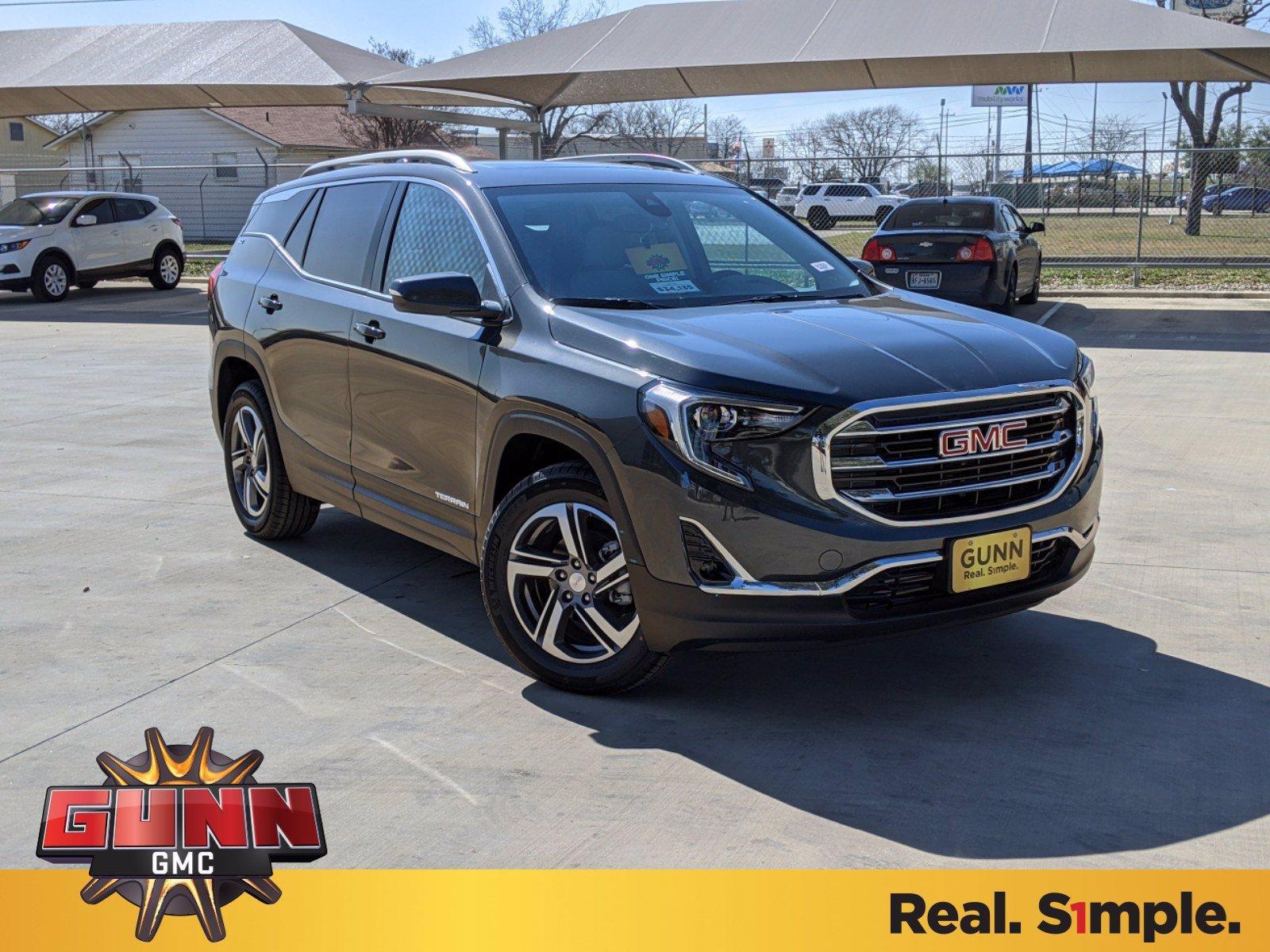 2021 GMC Terrain Vehicle Photo in Selma, TX 78154