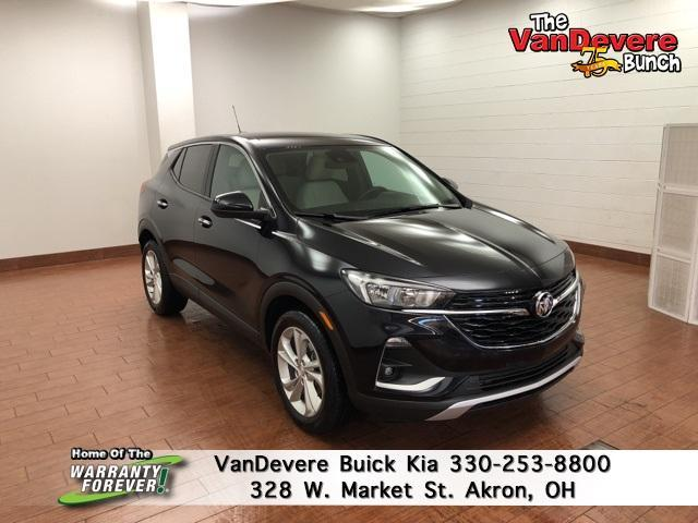 2021 Buick Encore GX Vehicle Photo in Akron, OH 44303
