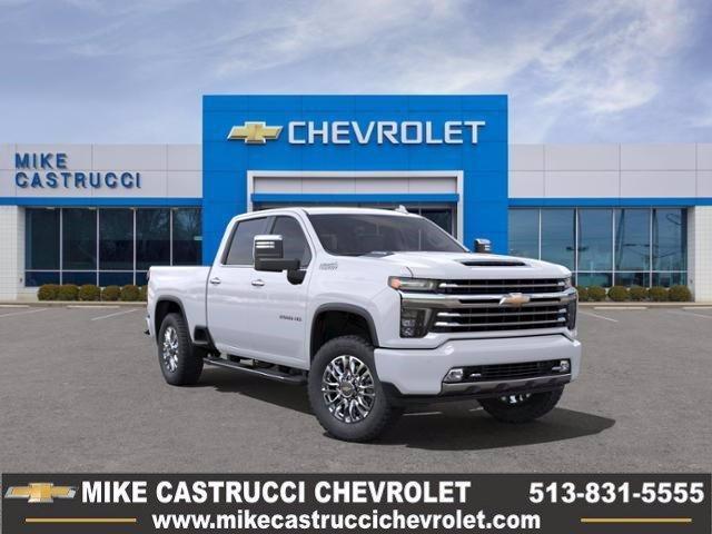 2021 Chevrolet Silverado 2500HD Vehicle Photo in MILFORD, OH 45150-1684