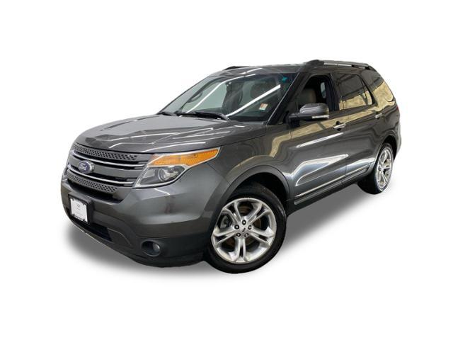 2015 Ford Explorer Vehicle Photo in PORTLAND, OR 97225-3518