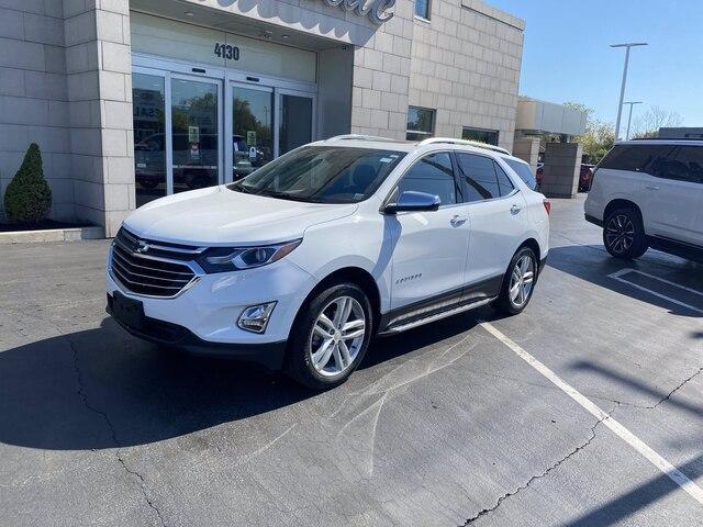 2018 Chevrolet Equinox Vehicle Photo in Williamsville, NY 14221