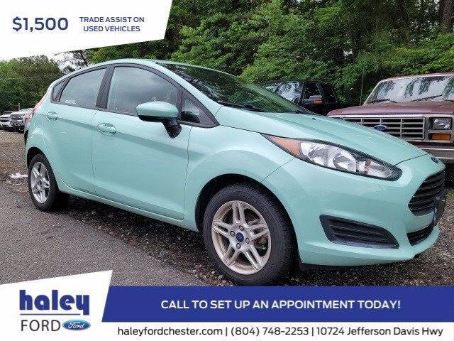 2017 Ford Fiesta Vehicle Photo in Richmond, VA 23237