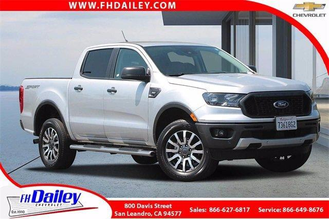 2019 Ford Ranger Vehicle Photo in SAN LEANDRO, CA 94577-1512