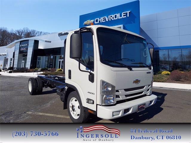 2020 Chevrolet 4500 LCF Gas Vehicle Photo in Danbury, CT 06810