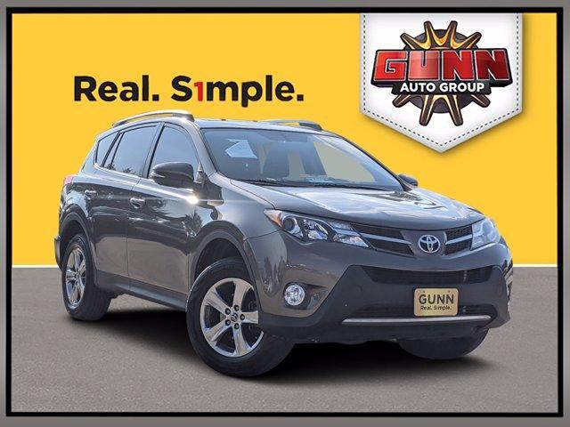 2015 Toyota RAV4 Vehicle Photo in San Antonio, TX 78209