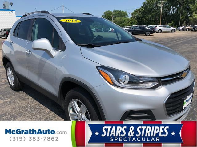 2018 Chevrolet Trax Vehicle Photo in DUBUQUE, IA 52001-5478