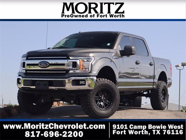 2018 Ford F-150 Vehicle Photo in Fort Worth, TX 76116