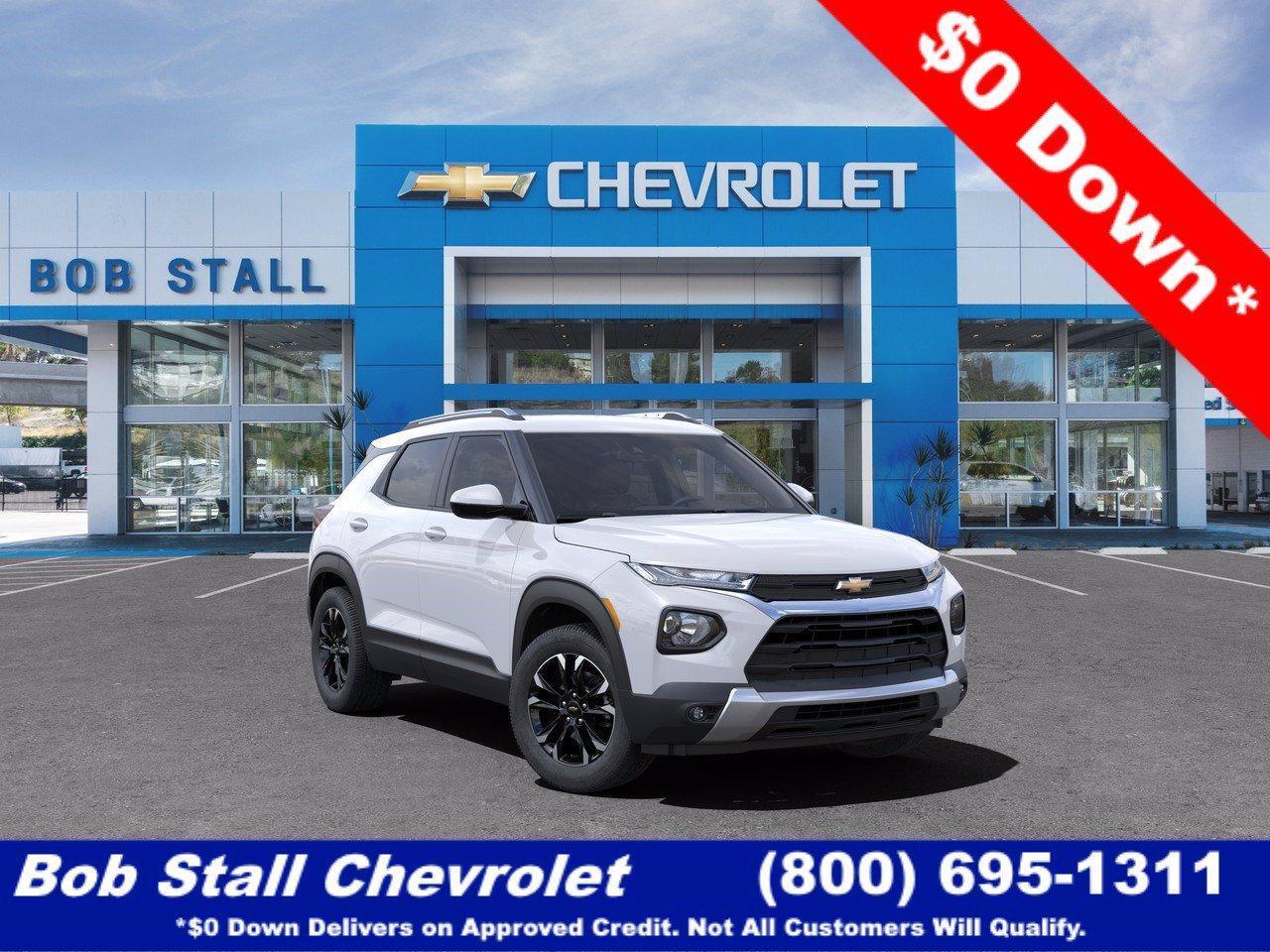 2021 Chevrolet Trailblazer Vehicle Photo in La Mesa, CA 91942