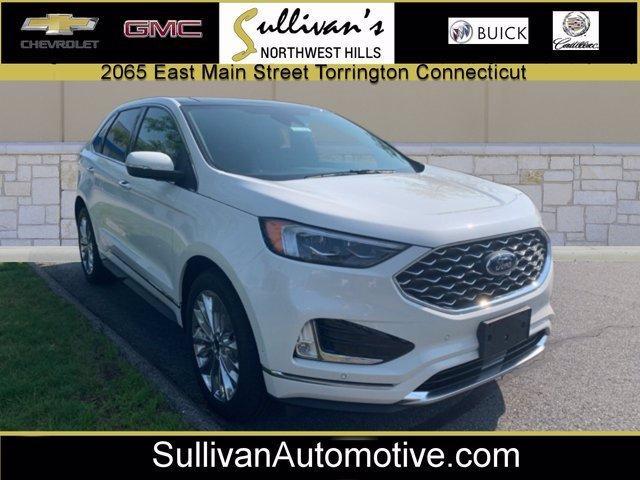 2020 Ford Edge Vehicle Photo in TORRINGTON, CT 06790-3111