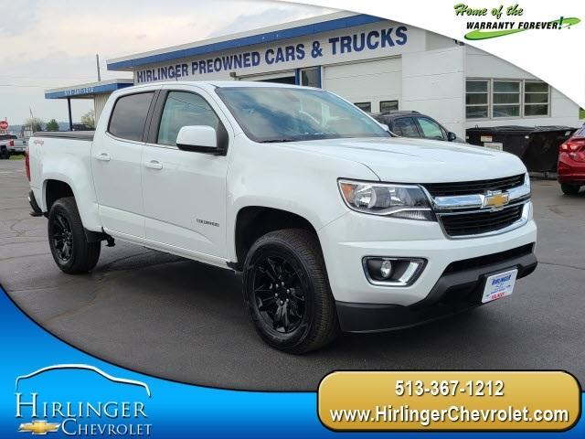2019 Chevrolet Colorado Vehicle Photo in West Harrison, IN 47060