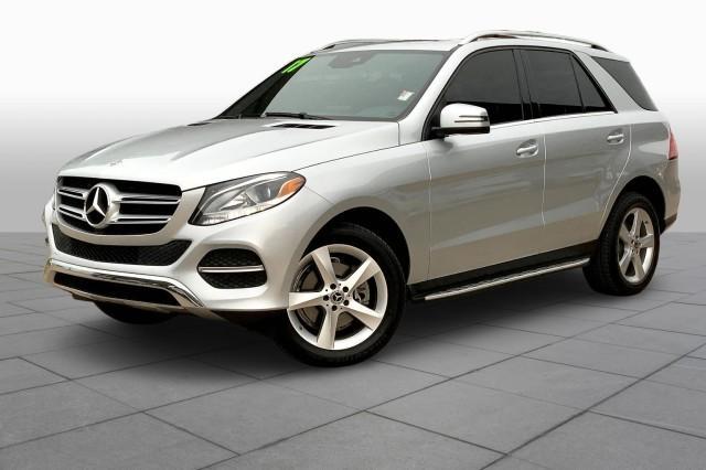 2017 Mercedes-Benz GLE Vehicle Photo in Tulsa, OK 74133