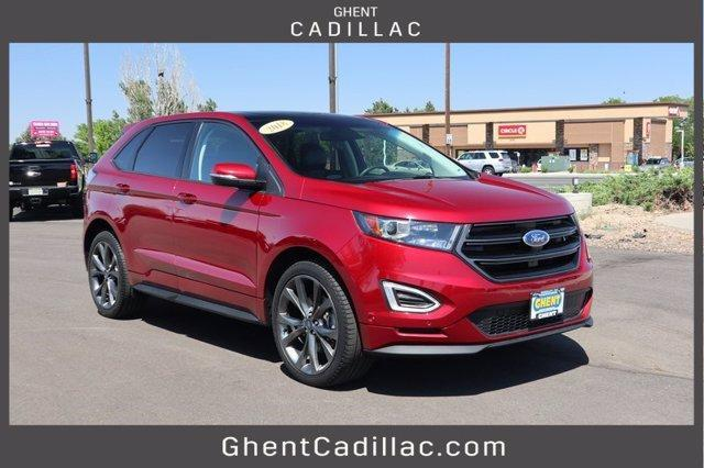2018 Ford Edge Vehicle Photo in Greeley, CO 80634