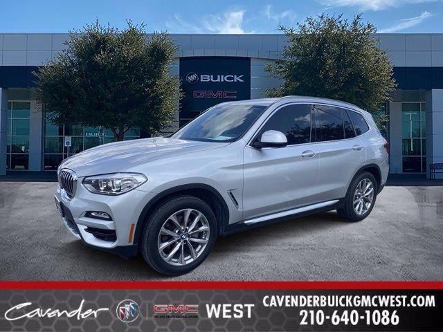 2019 BMW X3 sDrive30i Vehicle Photo in San Antonio, TX 78254