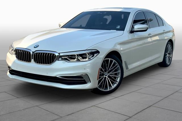 2019 BMW 540i Vehicle Photo in Tulsa, OK 74133