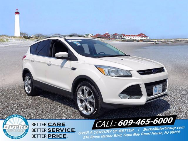 2016 Ford Escape Vehicle Photo in CAPE MAY COURT HOUSE, NJ 08210-2432