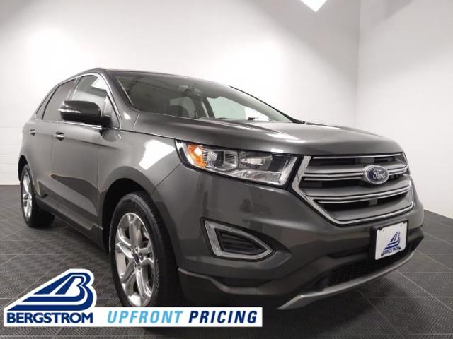 2018 Ford Edge Vehicle Photo in Appleton, WI 54914