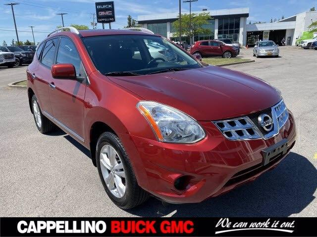 2012 Nissan Rogue Vehicle Photo in Williamsville, NY 14221