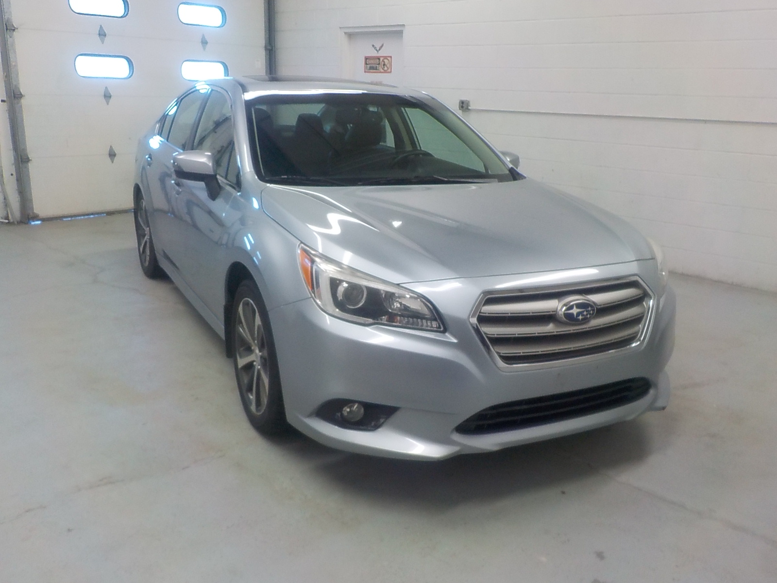 2015 Subaru Legacy Vehicle Photo in Norwich, NY 13815