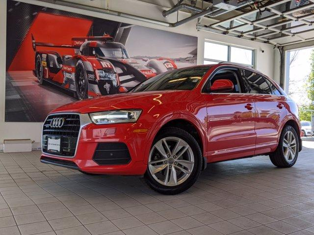 2016 Audi Q3 Vehicle Photo in Colorado Springs, CO 80905