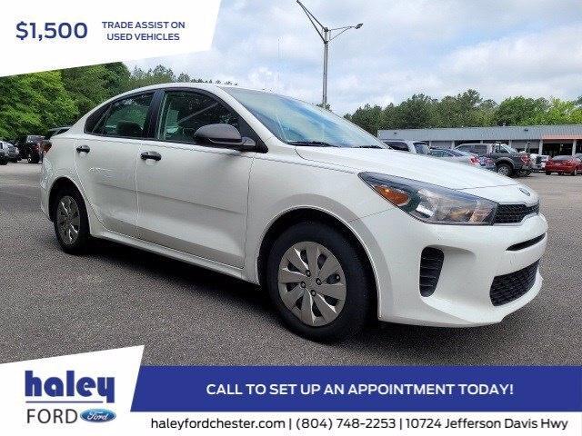 2018 Kia Rio Vehicle Photo in Richmond, VA 23237