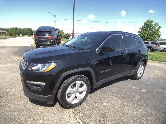 2019 Jeep Compass Vehicle Photo in Danville, KY 40422