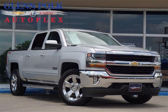 2018 Chevrolet Silverado 1500 Vehicle Photo in Gainesville, TX 76240