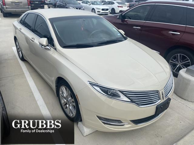 2015 LINCOLN MKZ Vehicle Photo in Grapevine, TX 76051