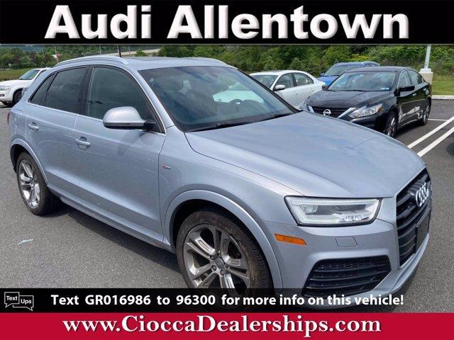 2016 Audi Q3 Vehicle Photo in Allentown, PA 18103