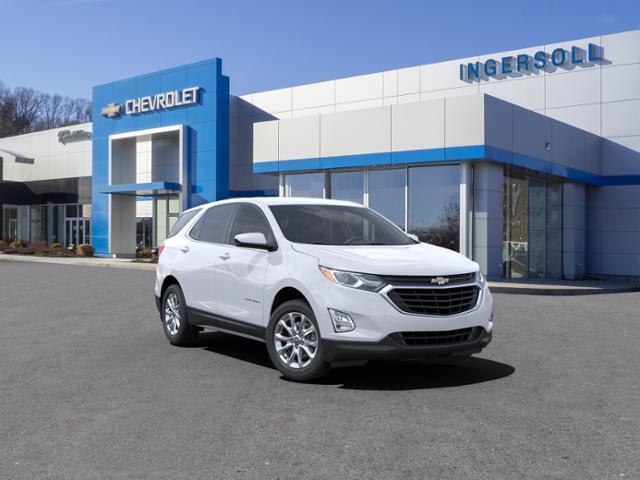 2021 Chevrolet Equinox Vehicle Photo in DANBURY, CT 06810-5034